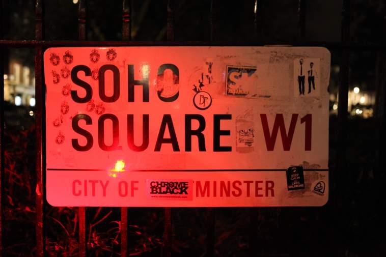Soho Square, Soho, Save Soho, London, UK, Campaign, Madame Jojo's
