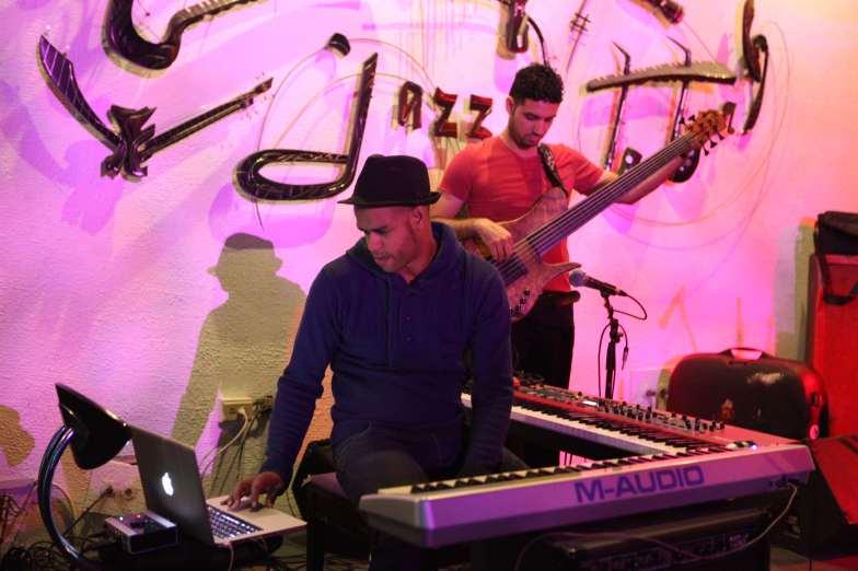Havana, Cuba, Jazz Café, Roberto Fonseca, Jazz, musician, pianist