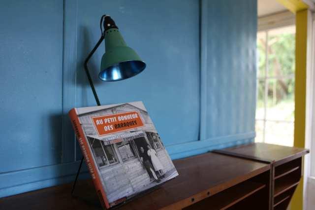 prefab, UK100, Memoire de Soye, baraque, Soye, Lorient, Brittany
