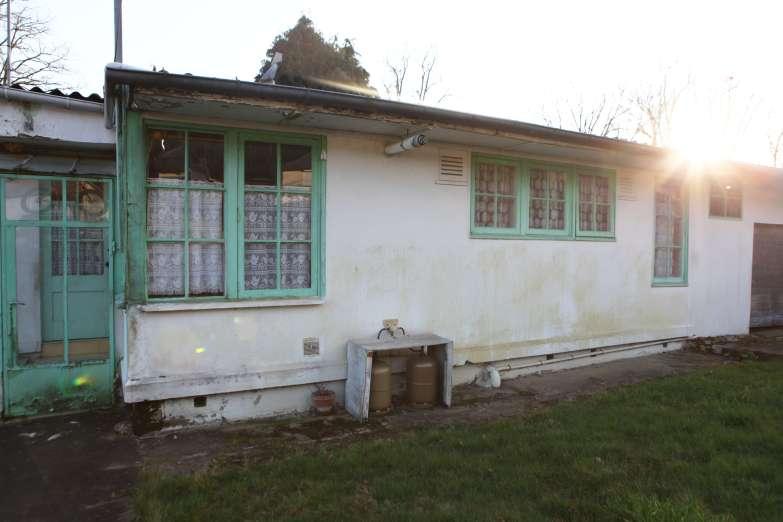 Prefab, UK100, Pontivy, Brittany