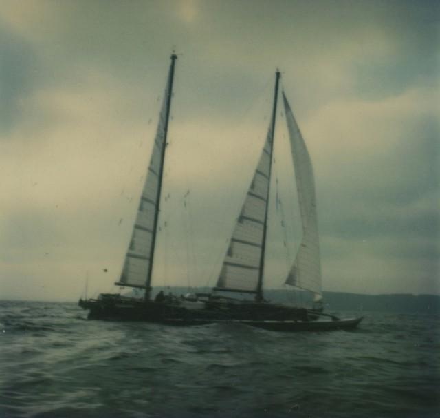 Manureva, Route du Rhum, Alain Colas, 1978, sailing, boat, racing, wreckage