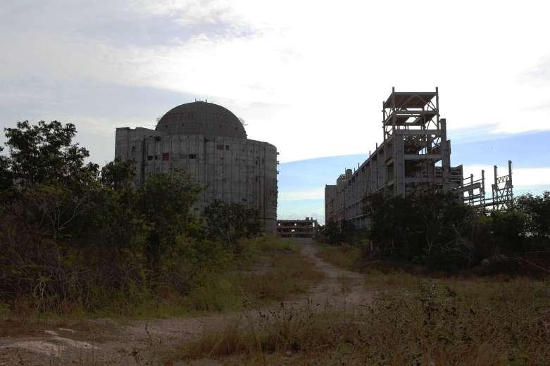 Ciudad Nuclear, Cienfuegos, Nuclear plant, power station, abandoned