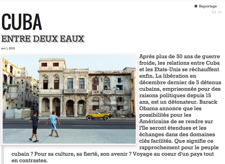 Cuba, LM Magazine, culture, travel, destination, Jeffrey Cardenas, Roberto Fonseca