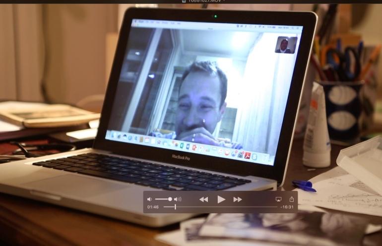 Grab 1st Skype Dmitry
